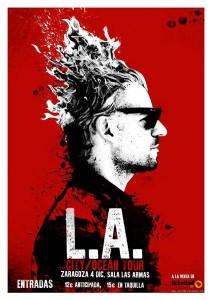 L.A. @ LAS ARMAS | Zaragoza | Aragón | España