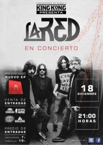 L4 RED @ SALA KING KONG | Zaragoza | Aragón | España