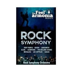 ROCK SYMPHONY ORCHESTRA @ SALA MOZART | Zaragoza | Aragón | España