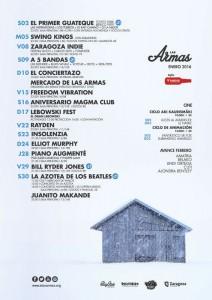 DUB AWAKENING #5 @ LAS ARMAS | Zaragoza | Aragón | España