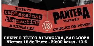 CLASH OF TITANS @ CENTRO CIVICO ALMOZARA | Zaragoza | Aragón | España