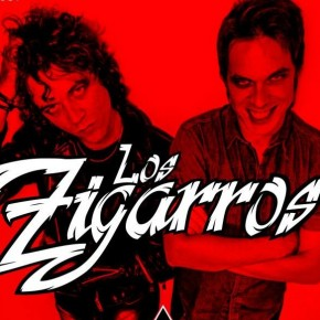LOS ZIGARROS @ SALA LOPEZ   Zaragoza   Aragón   España