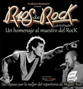 RÍOS DE ROCK @ SALA ZETA | Zaragoza | Aragón | España