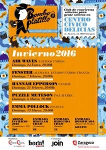 FENSTER @ CENTRO CIVICO DELICIAS | Zaragoza | Aragón | España