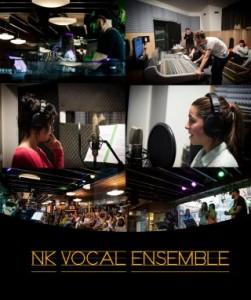 "LA FEMME ARMÉE ""Nk Vocal Ensemble"" @ LAS ARMAS | Zaragoza | Aragón | España"