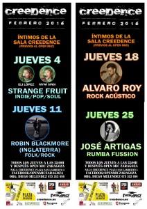 JOSÉ ARTIGAS @ SALA CREEDENCE | Zaragoza | Aragón | España