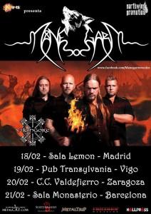 MANEGARM @ CENTRO CIVICO VALDEFIERRO | Zaragoza | Aragón | España