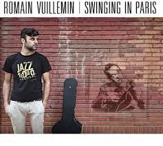 ROMAIN VUILLEMIN QUARTET @ CENTRO JOAQUÍN RONCAL | Zaragoza | Aragón | España