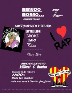 MENUDO MORAO @ PEÑA LOS CHACHOS | Zaragoza | Aragón | España