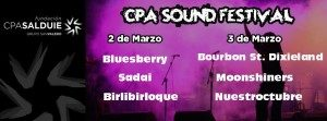 CPA SOUND FESTIVAL @ CENTRO CIVICO UNIVERSIDAD | Zaragoza | Aragón | España
