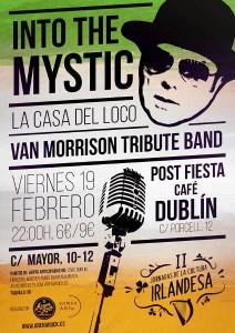 INTO THE MYSTIC @ LA CASA DEL LOCO | Zaragoza | Aragón | España