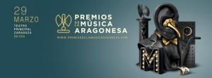 XVII PREMIOS DE LA MÚSICA ARAGONESA @ TEATRO PRINCIPAL de Zaragoza  | Zaragoza | Aragón | España