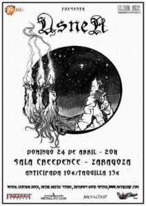 USNEA @ CREEDENCE | Zaragoza | Aragón | España