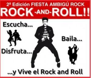 FIESTA DEL ROCK & ROLL @ AMBIGU | Zaragoza | Aragón | España