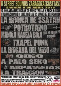 II STREET SOUNDS ZARAGOZA @ PABELLON MULTIUSOS CASETAS | Zaragoza | Aragón | España