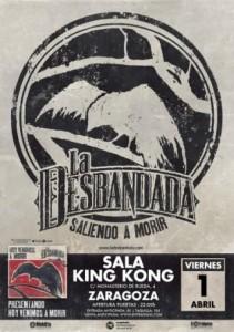 LA DESBANDADA @ SALA KING KONG | Zaragoza | Aragón | España
