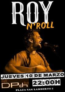 ROY N´ROLL @ CAFÉ DPcH ROCK | Zaragoza | Aragón | España