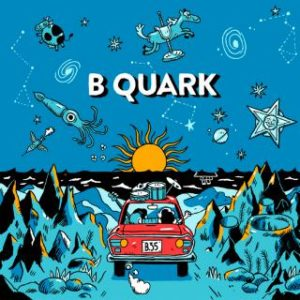 B QUARK + DEEP SOUND DIVER @ LA LEY SECA | Zaragoza | Aragón | España