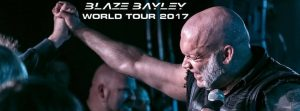 BLAZE BAYLEY @  SALA KING KONG | Zaragoza | Aragón | España