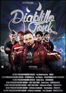 DIABLILLO FONK @ SALA ZETA | Zaragoza | Aragón | España