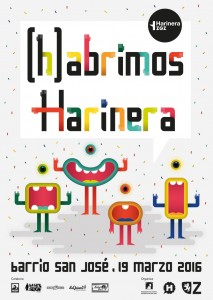 LOS CORINGAS + GANCHO DROM + ZARAGOZA FELIZFELIZ DJ´S @ LA HARINERA ZGZ | Zaragoza | Aragón | España