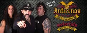 MOTÖRHITS @ INFIERNOS ROCK SISTER | Zaragoza | Aragón | España