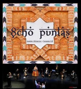 8CHO PUNTAS @ TEATRO DE LAS ESQUINAS | Zaragoza | Aragón | España