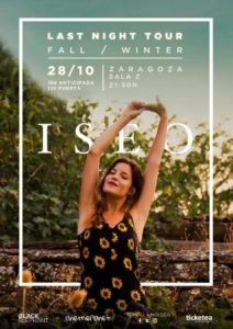 ISEO @ SALA ZETA | Zaragoza | Aragón | España