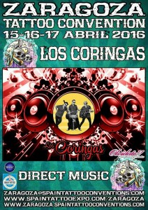 8º ZARAGOZA TATTOO CONVENTION