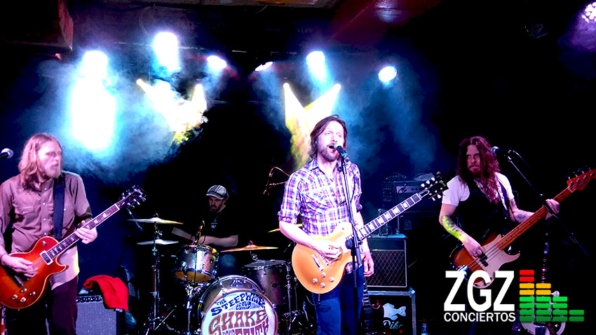 THE STEEPWATER BAND 1