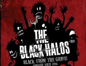 THE BLACK HALOS @ LA LEY SECA  | Zaragoza | Aragón | España
