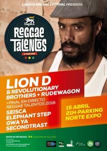 LAGATA REGGAE @ PARKING NORTE EXPO | Zaragoza | Aragón | España