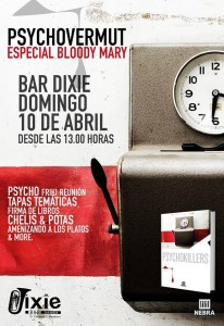 PSYCHO VERMUT DIXIE @ DIXIE BAR | Zaragoza | Aragón | España