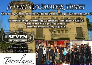 SEVEN @ TORRELUNA | Zaragoza | Aragón | España