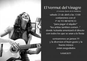 EL VERMUT DEL VINAGRE @ VINAGRES ROCK | Zaragoza | Aragón | España