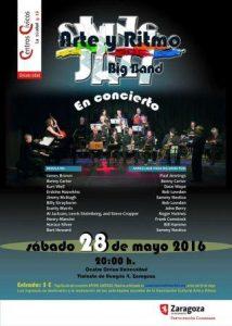 BIG BAND ARTE Y RITMO @ CENTRO CIVICO UNIVERSIDAD | Zaragoza | Aragón | España