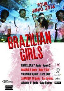 BRAZILIAN GIRLS @ LAS ARMAS | Zaragoza | Aragón | España
