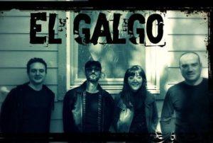 EL GALGO @ EL CORAZÓN VERDE | Zaragoza | Aragón | España