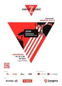 FINAL AMBAR Z MUSIC @ SALA MULTIUSOS DEL AUDITORIO | Zaragoza | Aragón | España