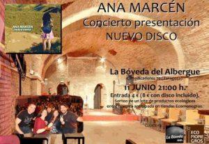 ANA MARCEN @ LA BOVEDA DEL ALBERGUE | Zaragoza | Aragón | España