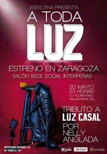 NELLY ANGLADA @ FEDERACION INTERPEÑAS | Zaragoza | Aragón | España