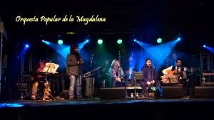 ORQUESTA POPULAR LA MADALENA @ CENTRO CÍVICO DELICIAS | Zaragoza | Aragón | España