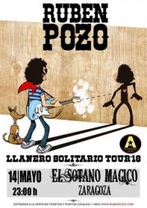 RUBEN POZO @ EL SÓTANO MÁGICO | Zaragoza | Aragón | España