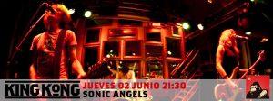 SONIC ANGELS @ SALA KING KONG | Zaragoza | Aragón | España