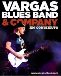 VARGAS BLUES BAND + VANESA HARBEK @ AUDITORIO INTERPEÑAS | Zaragoza | Aragón | España