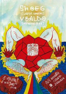 SHOEG Y UBALDO @ AVV ARREBATO | Zaragoza | Aragón | España