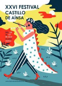 XXVI FESTIVAL CASTILLO DE AINSA @ CASTILLO DE AINSA | Aínsa | Aragón | España