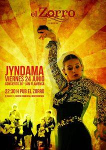 JYNDAMA @ PUB EL ZORRO | Zaragoza | Aragón | España