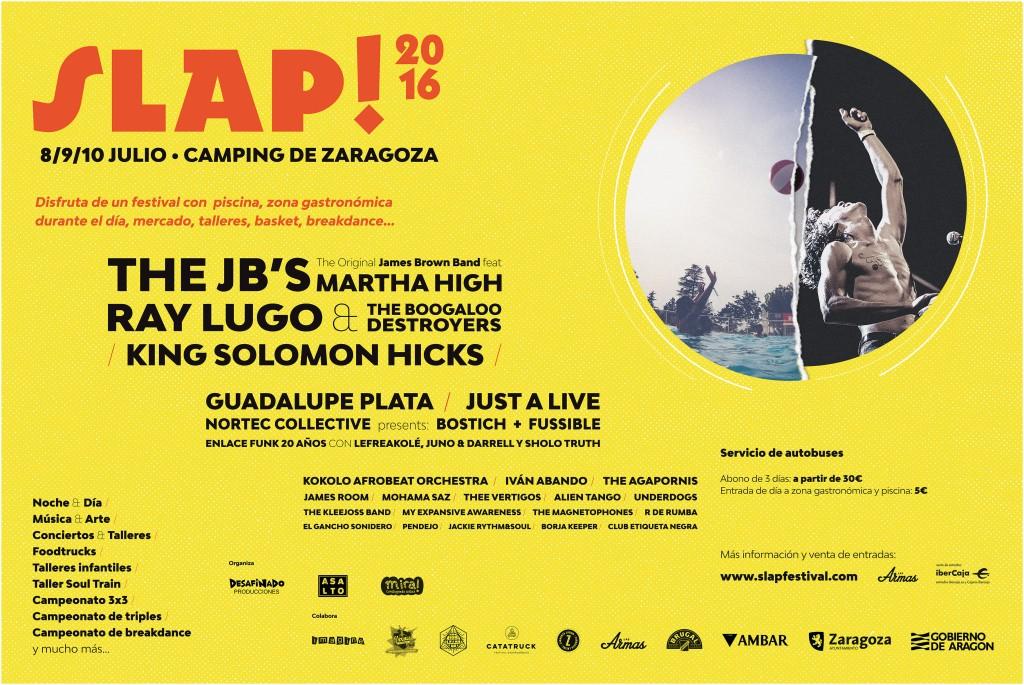 Slap FESTIVAL 2016