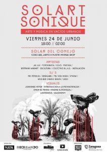 SOLART SONIQUE @ Solar del Conejo | Zaragoza | Aragón | España
